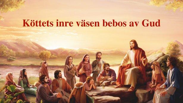 Köttets inre väsen bebos av Gud